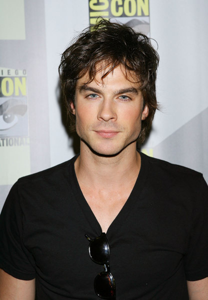 Ian Somerhalder  The Vampire Diaries The Male Celebrity - Best Hairstyles For Swimming