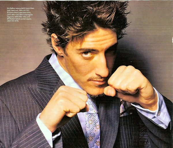 Eric Balfour Height Eric Balfour 8