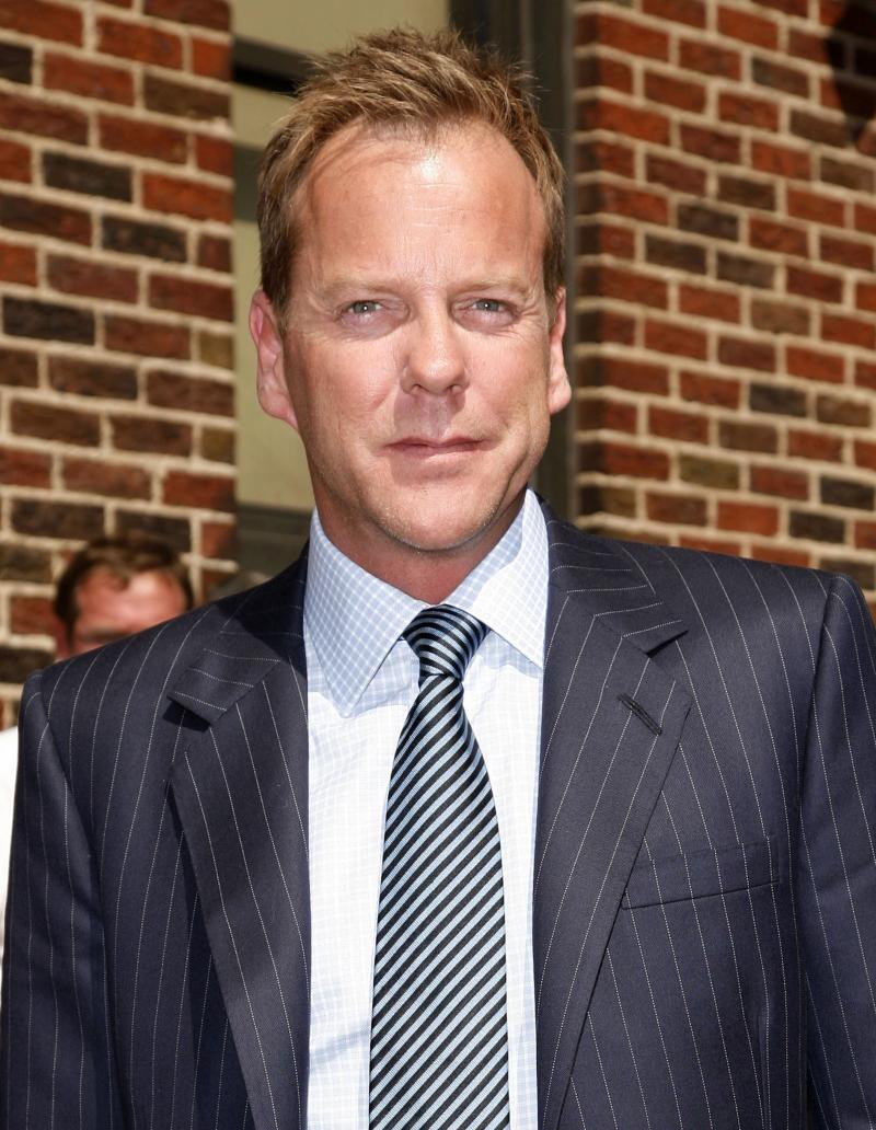 Kiefer Sutherland - Images Actress