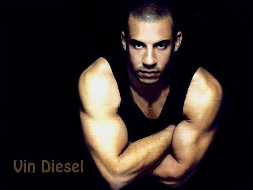 vin diesel the male celebrity. Black Bedroom Furniture Sets. Home Design Ideas