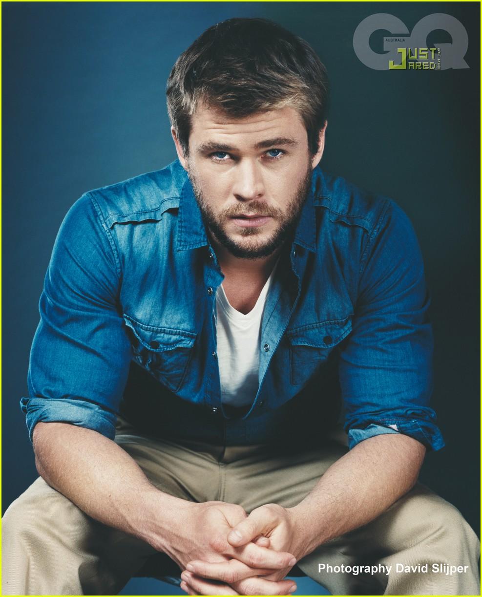 Chris Hemsworth Thor The Male Celebrity