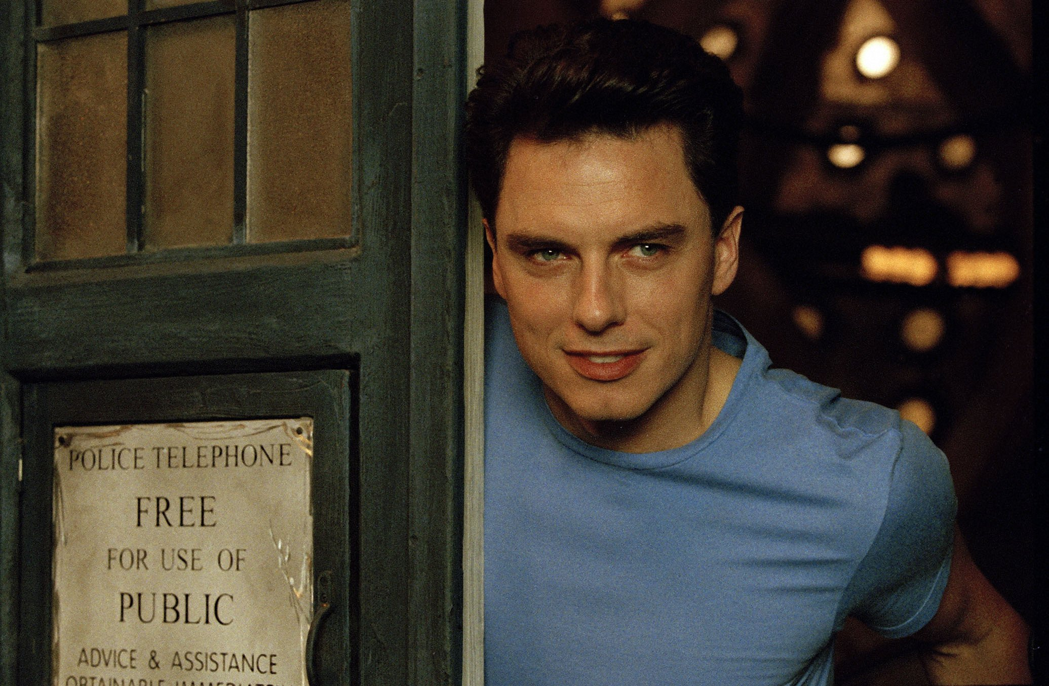 John Barrowman [Torchwood] | The Male Celebrity