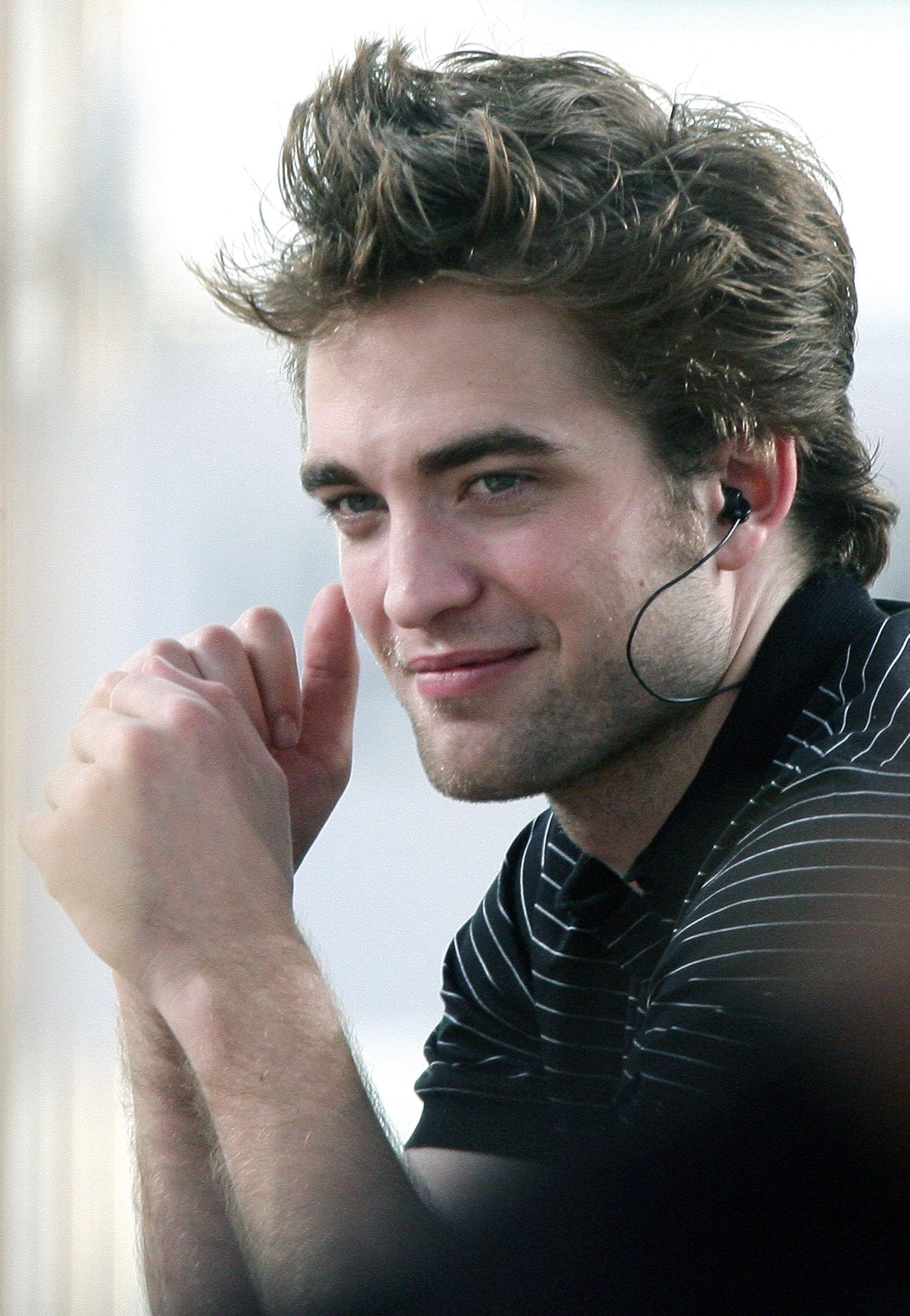 Robert Pattinson Robert Pattinson Twilight The Male Celebrity