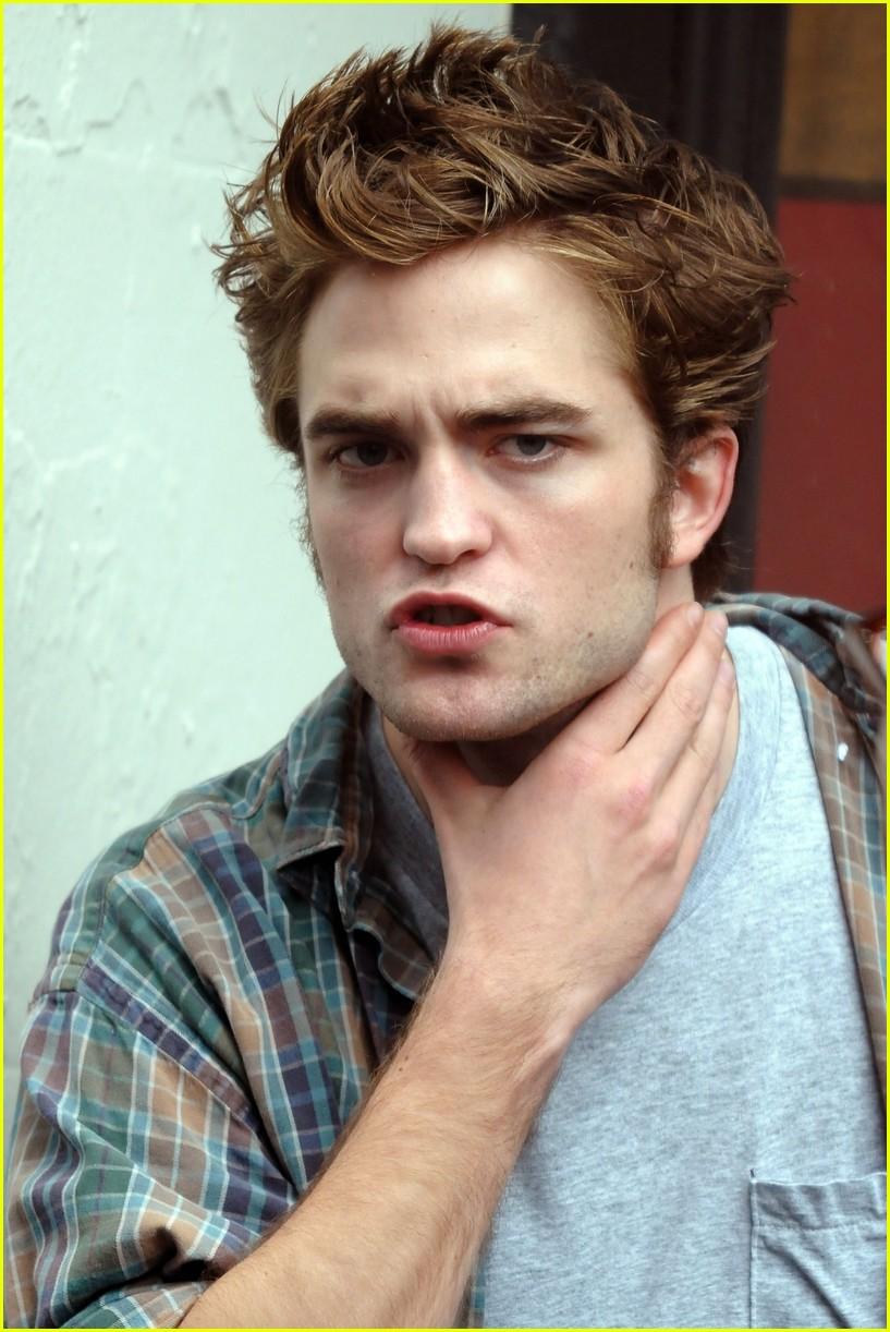 Robert Pattinson [Twilight]   The Male Celebrity Robert Pattinson