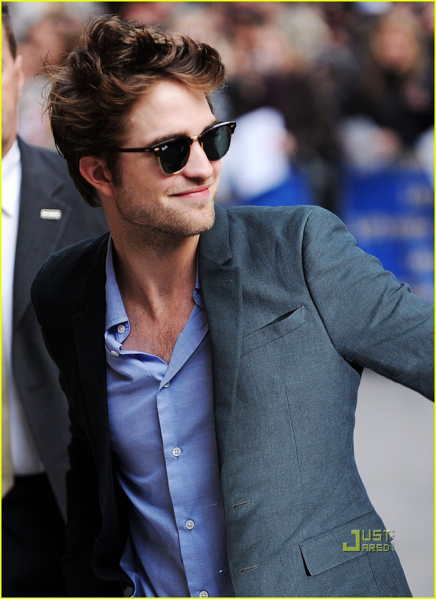 Robert Pattinson Twilight The Male Celebrity