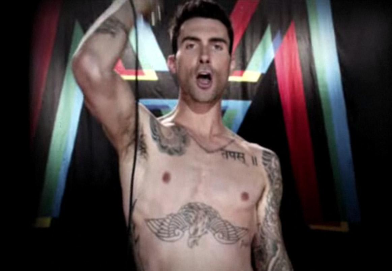 Adam Levine [Maroon 5]