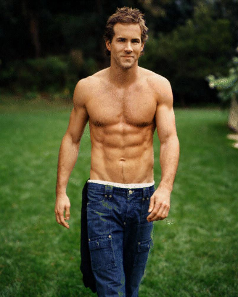Ryan Reynolds The Male Celebrity