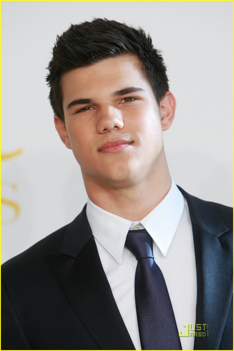 Naked taylor lautner tied up