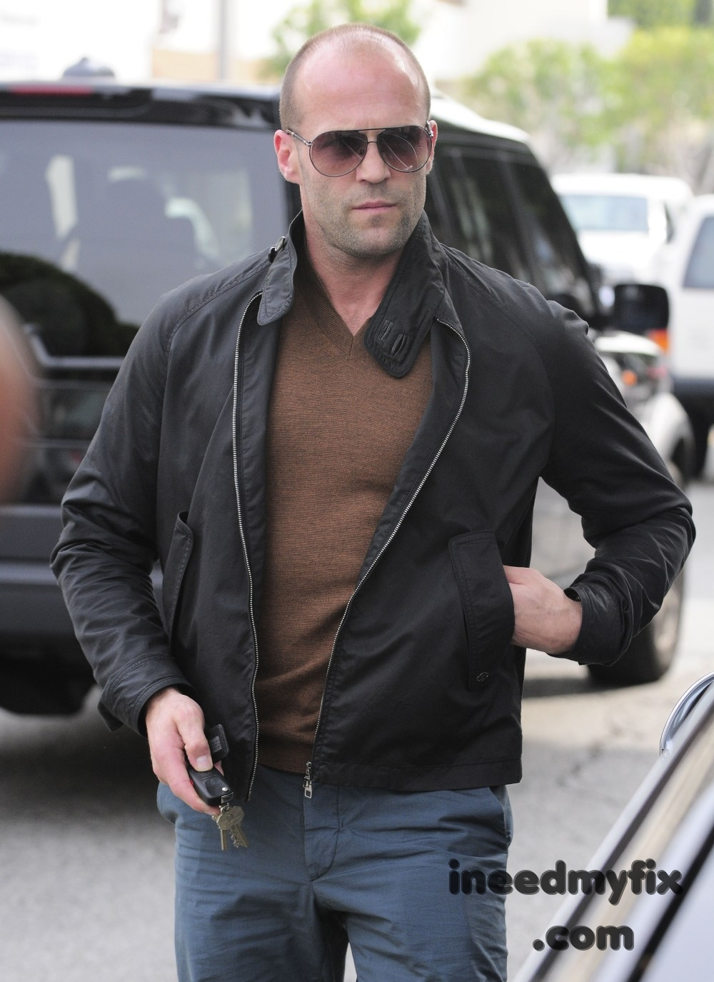 Jason Statham | The Male Celebrity