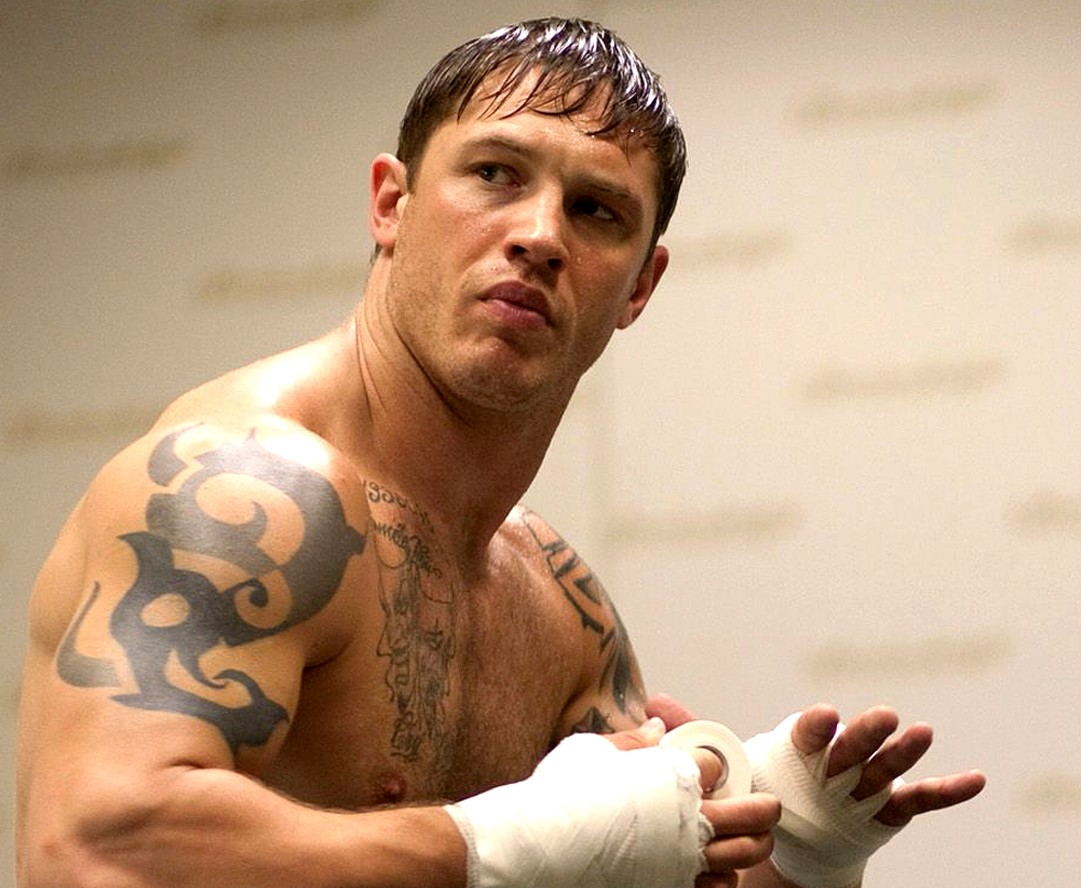 Tom Hardy [Bronson] | The Male Celebrity